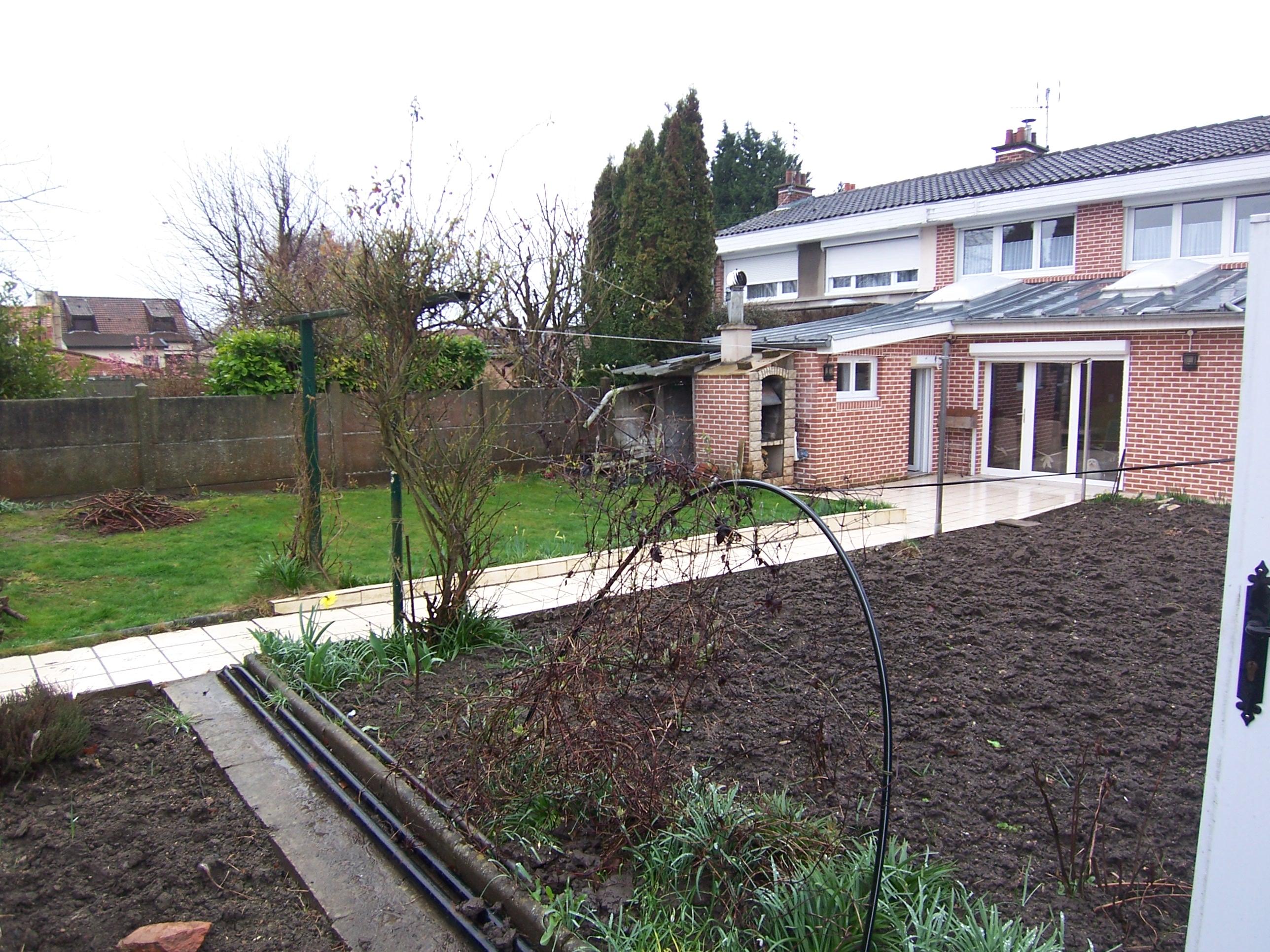 amenagement de jardin laventie