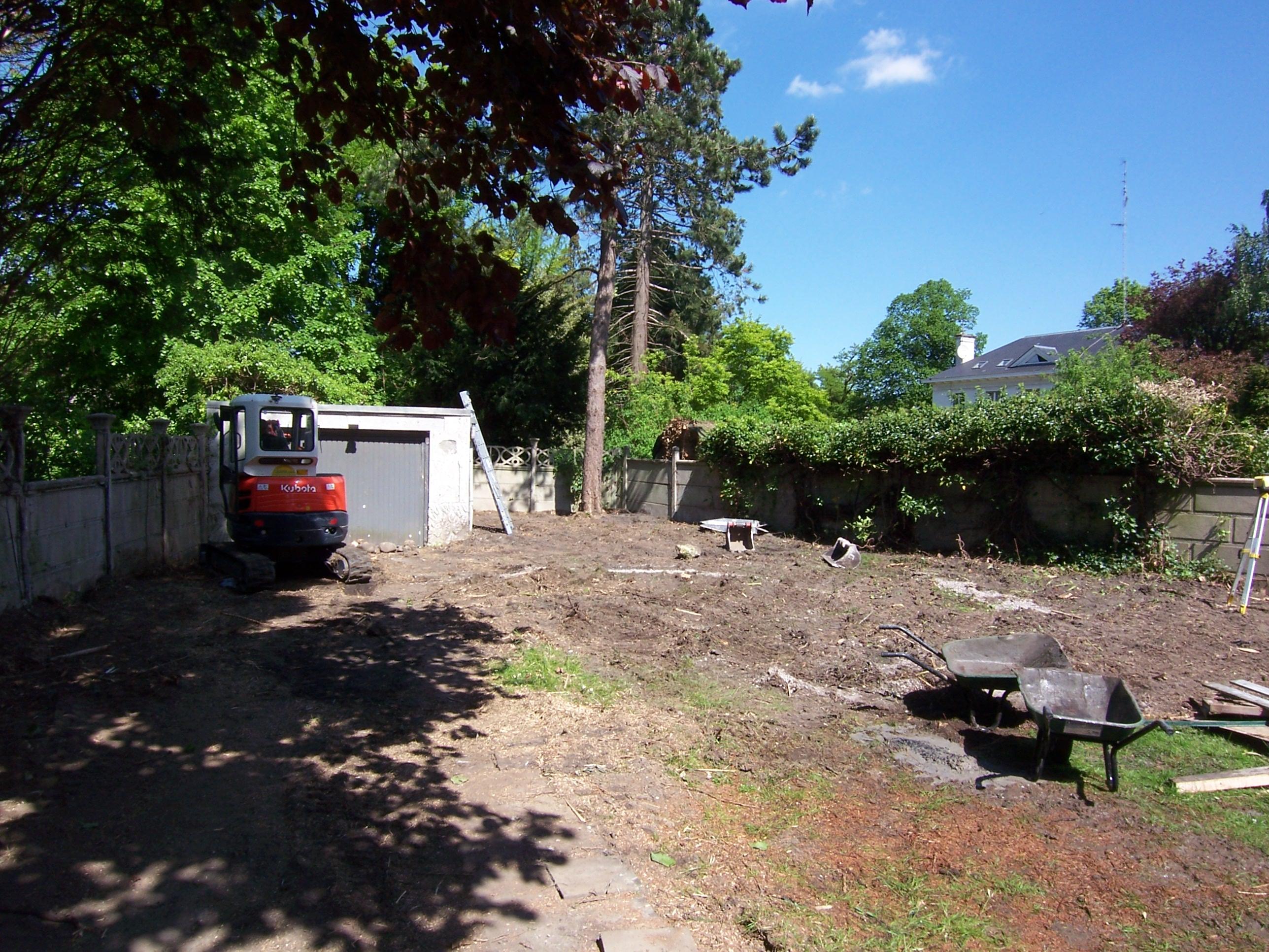 amenagement de jardin avant marcq en baroeul